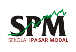 Logo Sekolah Pasar Modal